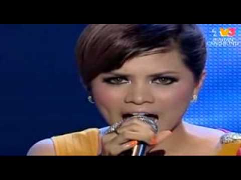 ALYAH-Tak Mungkin Kerna Sayang-Semi Final Muzik Muzik 2009