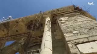 قصور صدام حسين.. أنقاض تحولت مواقع أثرية للسياح