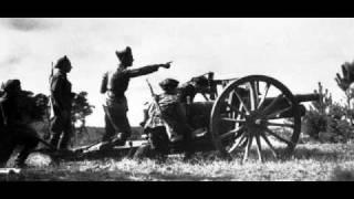 Armaty w Artylerii IIRP Wojska Polskiego