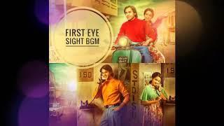 Yeh Un Dinon Ki Baat Hai (Ninaithale Inikkum) - Sameer Naina First Eye Sight Bgm|Randeep|Ashi|