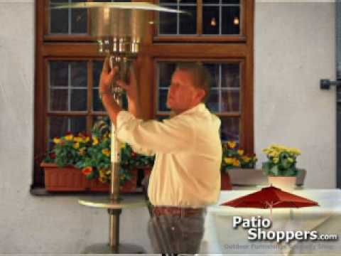 Propane Patio Heater Troubleshooting - Mainstays Patio Heater Assembly Review
