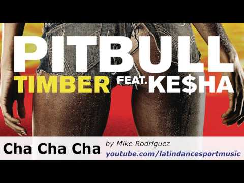 Cha Cha // Pitbull - Timber LATIN DANCESPORT MUSIC