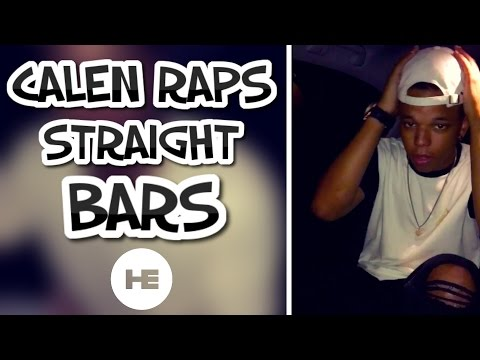 CalenRaps - Straight BARS Compilation | @HoodEdition