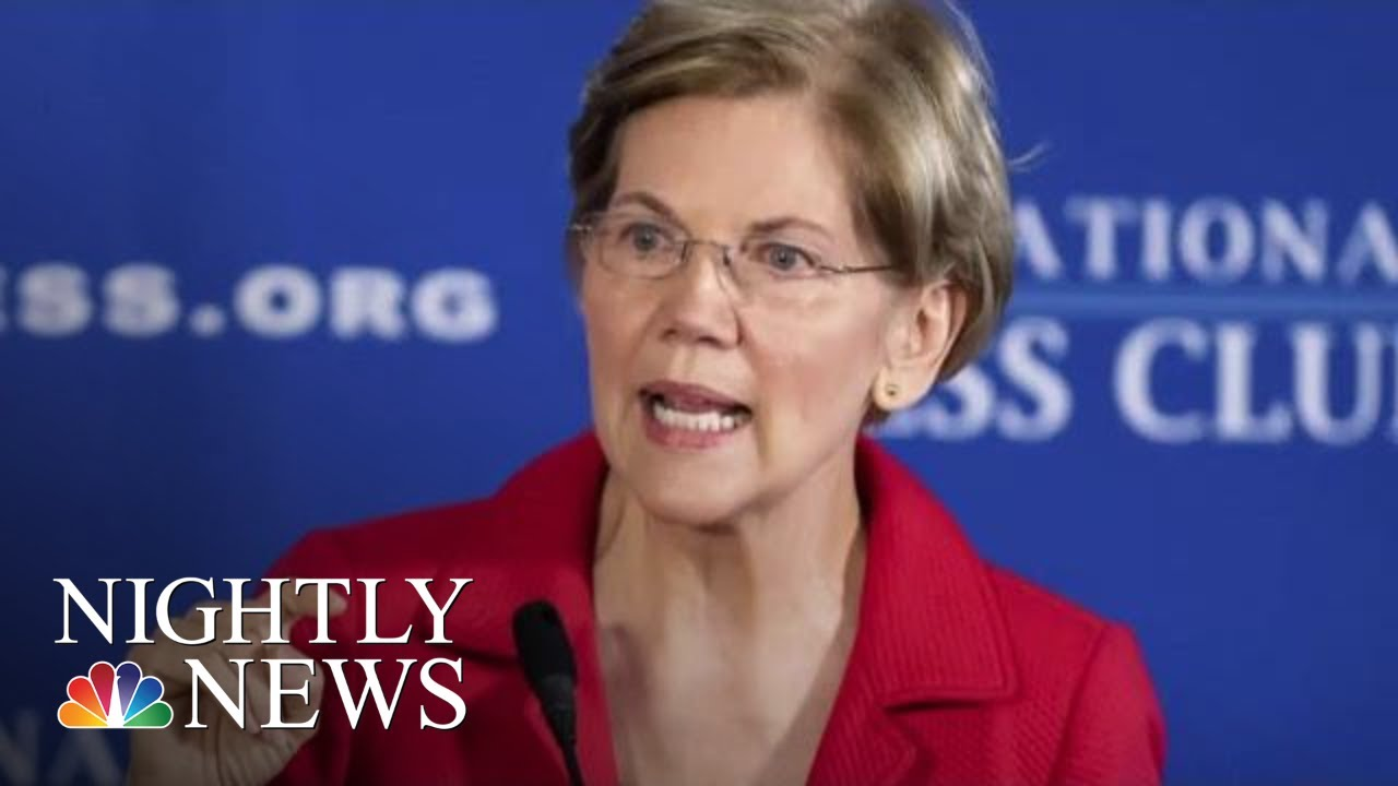 elizabeth-warren-releases-dna-results-indicating-she-has-native-american-heritage-nbc-nightly-news