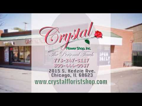 Crystal Flower Shop Inc.