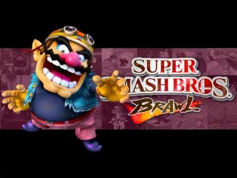 Custom Music - Super Smash Bros. Brawl: Mona Pizza's Song (English/Japanese Combination)