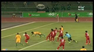 Chung Kết: U16 Việt Nam 3 - 3 U16 Australia (3-5 pen) || Tuột chức vô địch Đông Nam Á đáng tiếc]