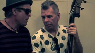 The Living End Berlin Subway Series Part 1 - 'Don't Lose It' (Live at U Stadtmitte)