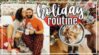 COZY HOLIDAY NIGHT ROUTINE 2018 | Page Danielle