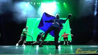Razberry Jam Aug 2018 Powerpuff Girls | Choreographer's Carnival (Live Dance Performance)