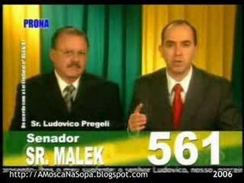 PRONA - Malek e Ludovico - Horário Político Eleitoral 2006