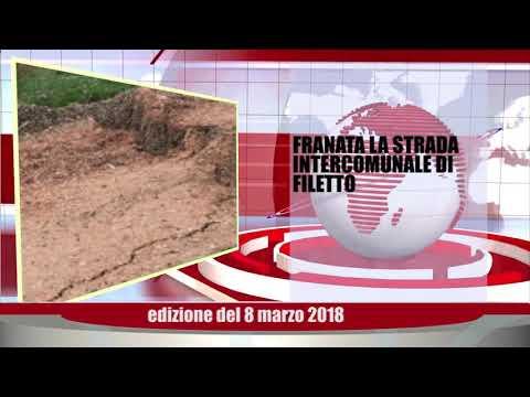 Velluto Notizie Web Tv Senigallia Ed  08 03 2018
