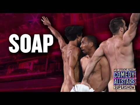 SOAP - 2017 Opening Night Comedy Allstars Supershow