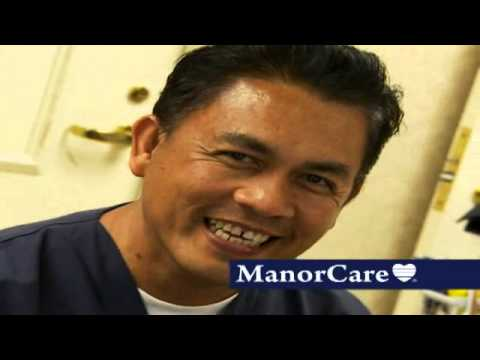 ManorCare Walnut Creek- Get Back to Life: Patient Stories