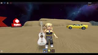 Roblox: trying all gear from the coco event