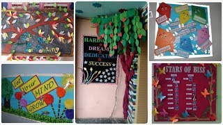 School decoration ideas || Classroom decoration || Beautiful School Classroom decoration