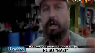 Así terminó el ruso que insultó a mexicanos durante meses thumbnail
