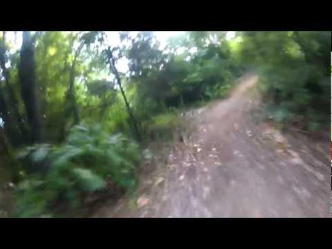 Ijams - Dirty South - Meads Quarry - GoPro HD Hero2 - Mountain Biking