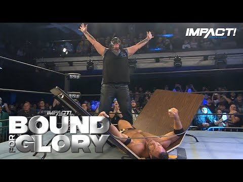 Ass DESTROYS Eli Drake After Match with James Ellsworth at Bound for Glory 2018!