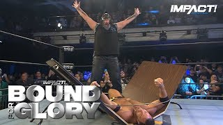 Abyss DESTROYS Eli Drake After Match with James Ellsworth at Bound for Glory 2018!