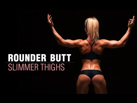 How To Grow Your Butt WITHOUT Getting Thicker Thighs (GLUTE
