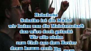 Kellergeister Schalke 04 Kumpel und Malocher 2014 Medley