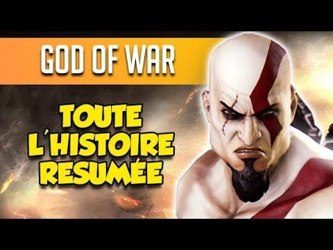 GOD OF WAR : L'HISTOIRE RÉSUMÉE (Spoil qui peut) thumbnail