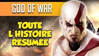 GOD OF WAR : L'HISTOIRE RÉSUMÉE (Spoil qui peut)