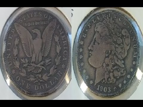 Coin Opp Mail (1903-s Morgan dollar key date, doubled dies, rpms, and more!)