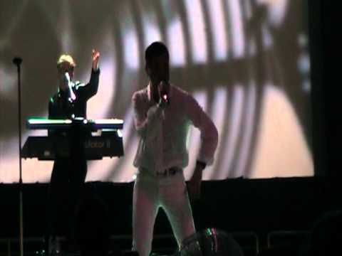 STRANGE LOVE - DEPECHE MODE COVER BAND - GET THE BALANCE RIGHT