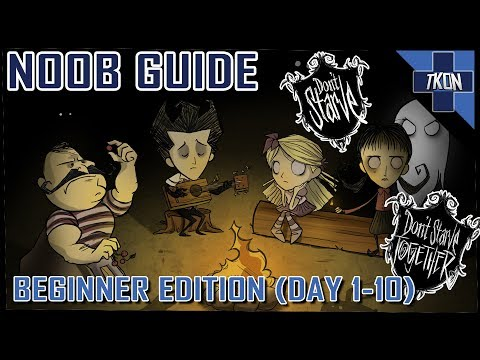 Don't Starve Beginners Guide