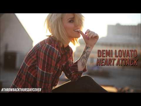 "Demi Lovato - Heart Attack (Punk Goes Pop Style Cover) ""Post-Hardcore"""