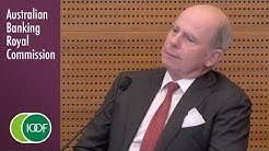 The Head of the wealth manager IOOF testifies at the Banking Royal Commission