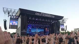 Eminem mix  Till I Collapse & Cinderella Man Live Oslo 2018