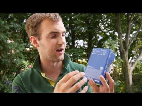 Nokia Lumia 625 Unboxing