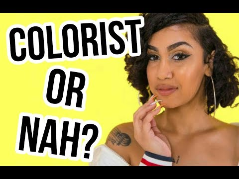 Queen Naija = Colorist?!
