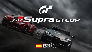 [Español] Carrera de exhibición de la GR Supra GT Cup