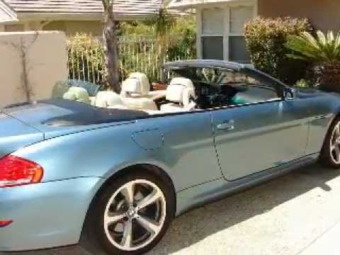Certified Pre-Owned 2008 BMW 650i Convertible Orange County by ...
