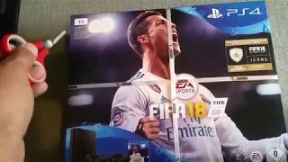 Playstation 4 1tb Fifa 18 Bundle Unboxing [german]