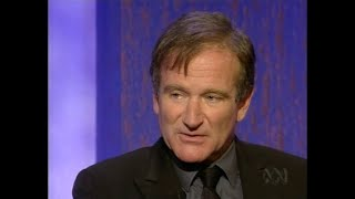 Robin Williams/Stephen Fry/James Taylor UK TV Appearance