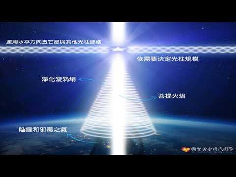 菩提光柱錨定冥想-五芒星修正版(語音導引)