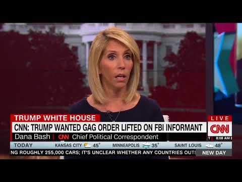 CNN's Dana Bash: Dems On Hill Investigative Committees Also Interested In Uranium One Scandal