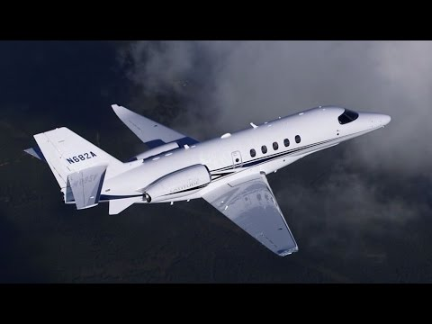 Textron Aviation Announces Citation Longitude and Hemisphere Business Jets – AINtv