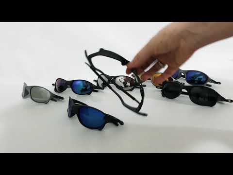 2e43ae830 11 Óculos De Sol Juliet Masculino Colorido Atacado Barato - R$ 98,00 em  Mercado Livre