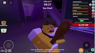 Roblox guesty chapter 5 Telamon Jumpscare