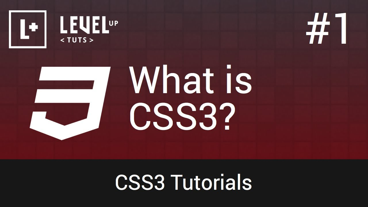 css3 tutorials 1 what is css3 youtube