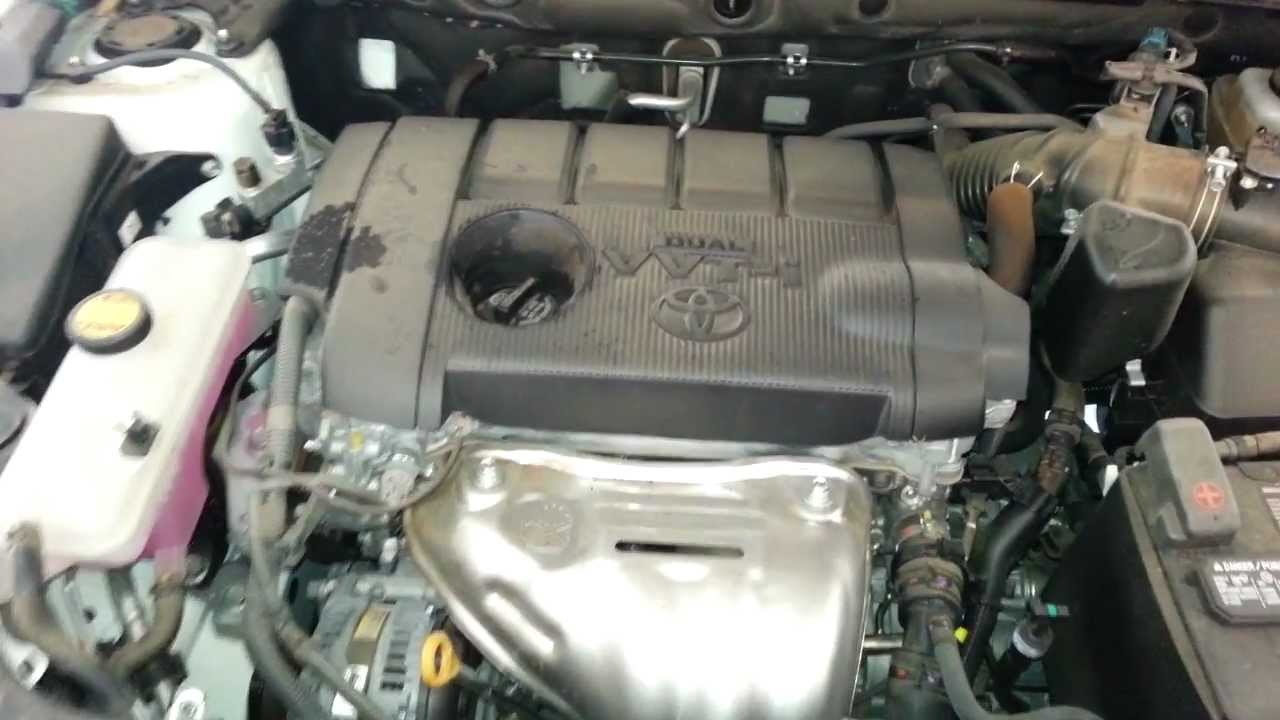 2010 Chevy Malibu Engine Diagram 2012 Toyota Rav4 Suv Test Drive 2 5l 2ar Fe I4 Engine