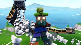 Creative Mode: Fortnite's most important update EVER (Gameplay)