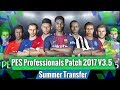 PES 2017 - PES Professionals Patch 2017 V3.5 ( Download and Install )