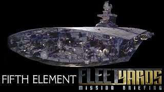 Video Earth Warship (Fifth Element) - Fleetyards download MP3, 3GP, MP4, WEBM, AVI, FLV September 2018